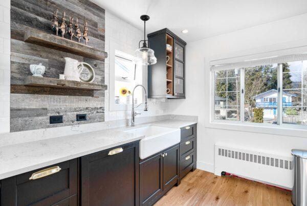 home renovation north vancouver